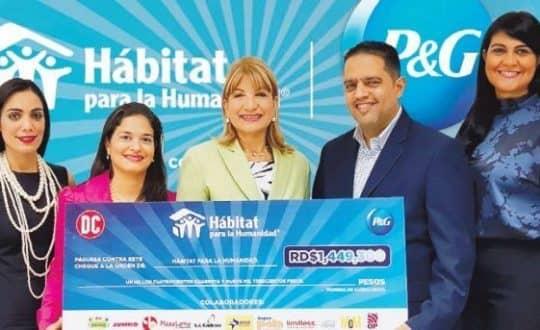 Apoyan familias dominicanas con bajos ingresos