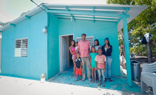 Habitat for Humanity empowers families