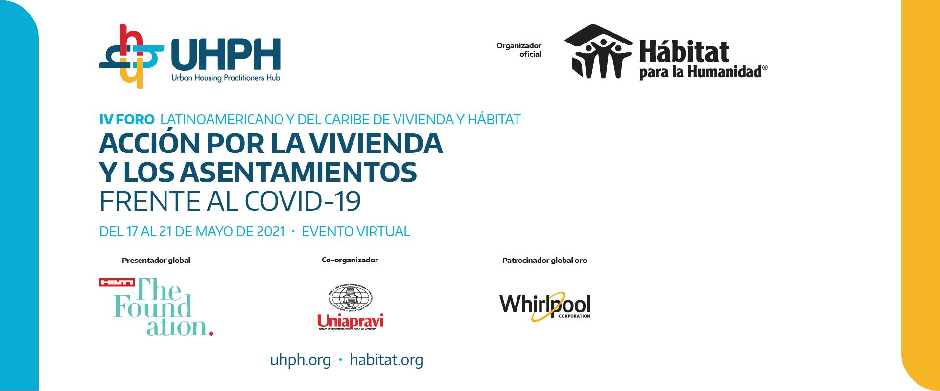 (Español) IV Foro de vivienda y hábitat