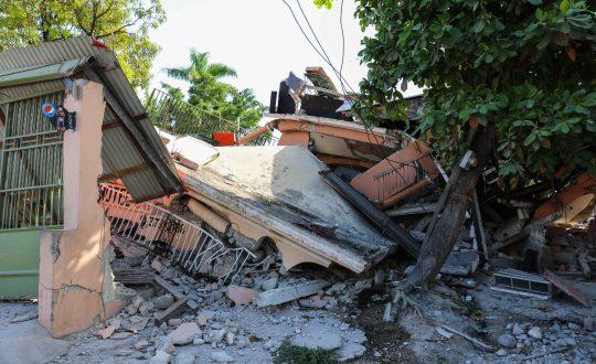 Hábitat para la Humanidad evalúa la situación de vivienda tras el mortal terremoto en Haití