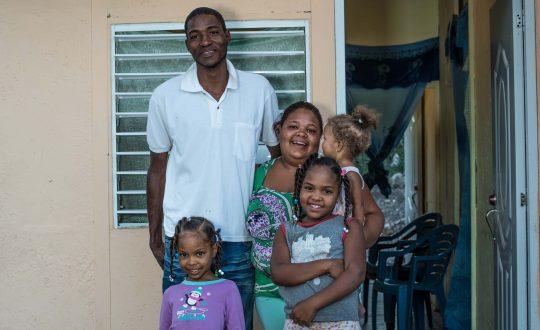 Hábitat Dominicana promueve viviendas saludables
